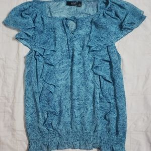 a.n.a women's blouse, great condition.